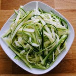 Zucchini-Nudel_Zoodle